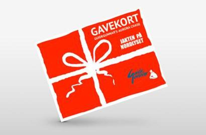 Picture of a gift card.
